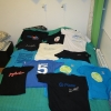 The peak of Plone T-shirt collection