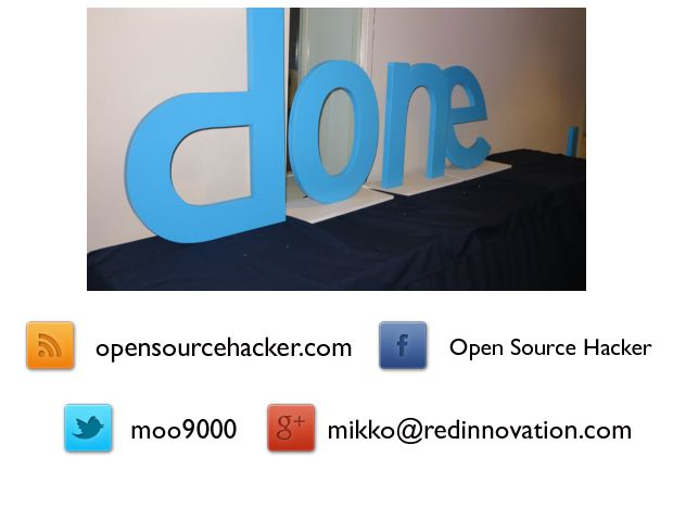opensourcehacker.com Open Source Hacker mikko@redinnovation.com moo9000