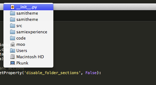 Sublime Text 3 for Python, JavaScript and web developers