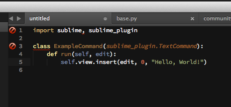 PyCharm vs  Sublime Text
